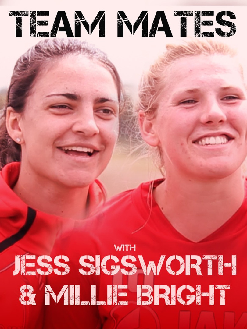 Team Mates: Sigsworth & Bright