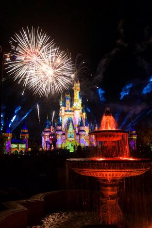 Magic Kingdom, Disney World, Florida