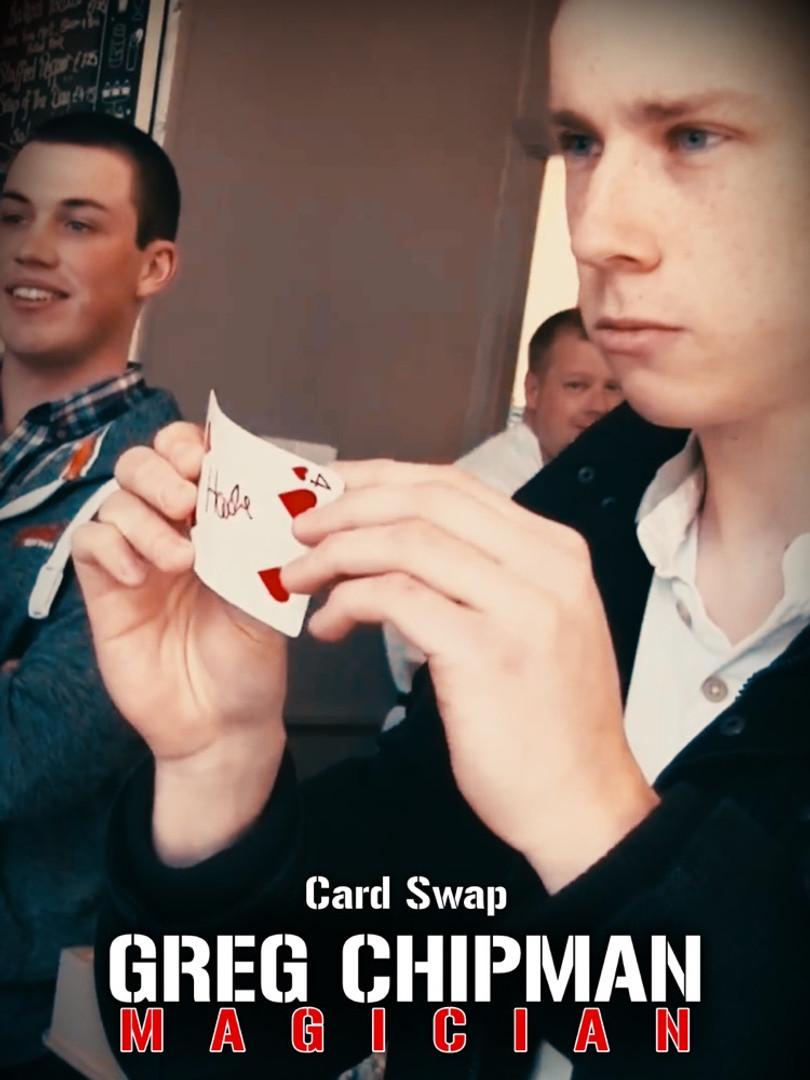 6. Card Swap