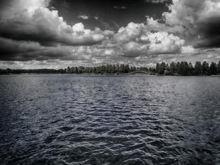 Dramatic Sky, Lakeside