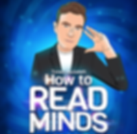 Tomas McCabe How to Read Minds Show Poster Mind Reader Magician