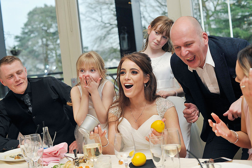 wedding magician london mind reader