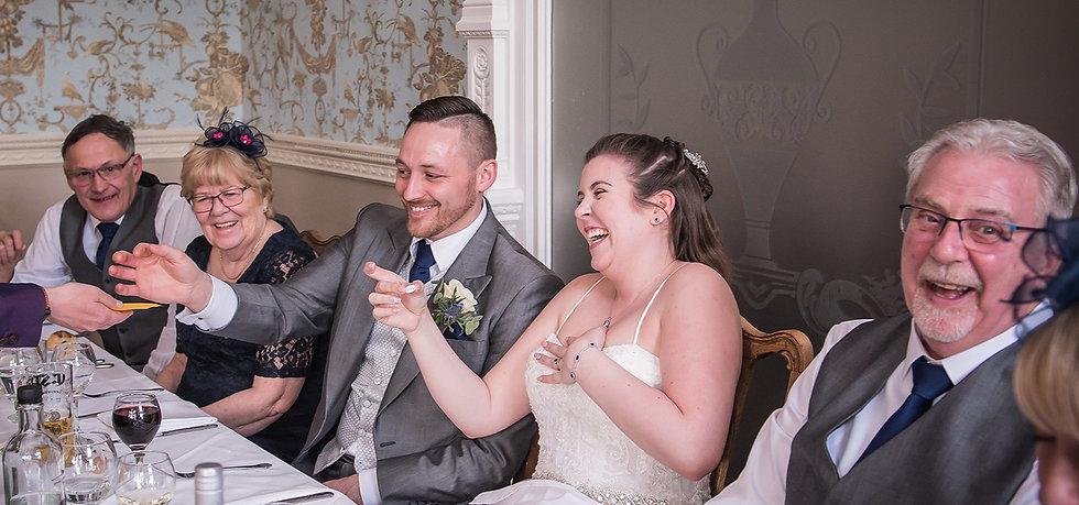 wedding magician mind reader london