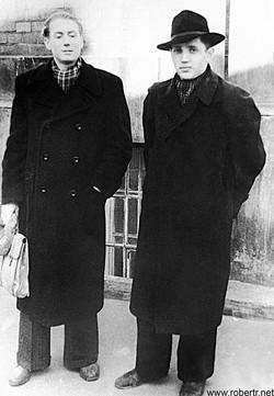 Роберт и Евгений