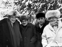 Акуджава Рождественский Евтушенко