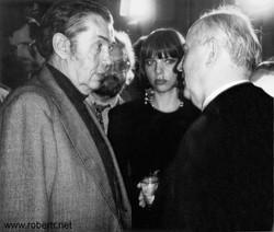 Роберт и Екатерина Рождественские