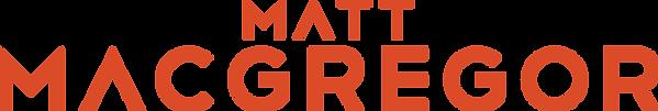 Matt MacGregor Logo Red