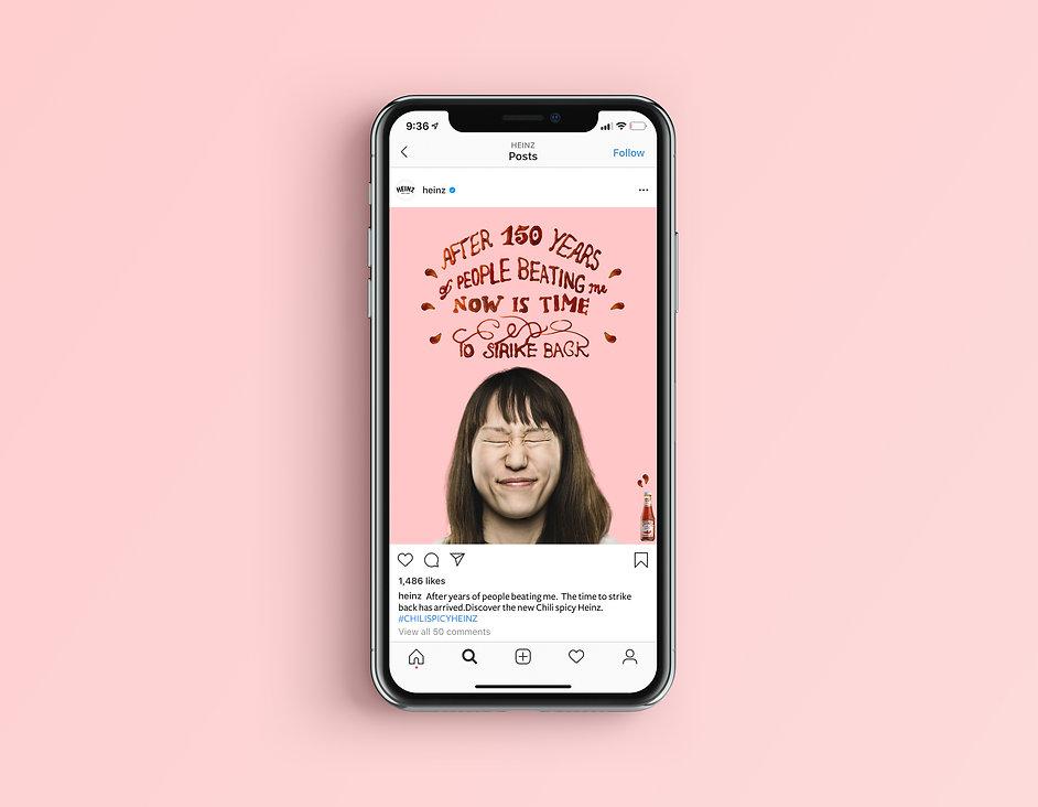 Heinz social media
