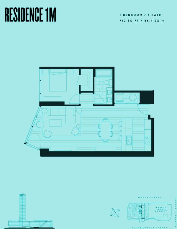 Aeʻo Residence 1M
