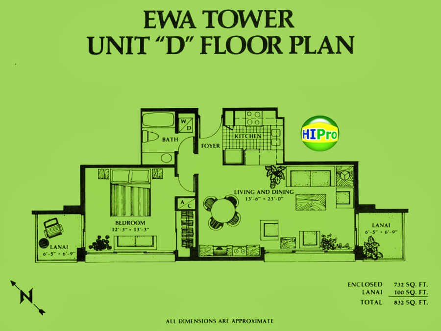 Ewa Tower unit D