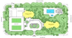 Liliuokalani Gardens site plan