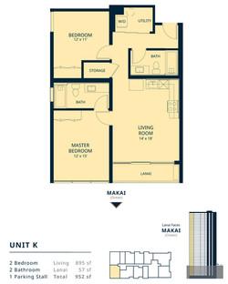 Kapiolani Residence unit K