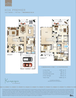 Kuapapa floor plan 60.10