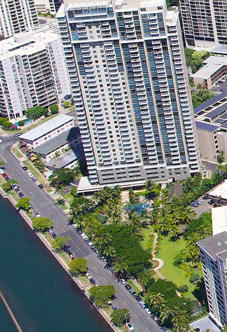 1551 Ala Wai Blvd. Waikiki Honolulu, HI 96815 Waikiki Condos For Sale  HI Pro Realty LLC - (808) 941-8866 Info@HIProRealty.com