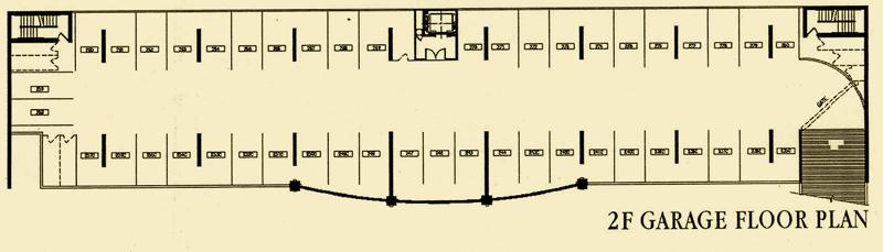 Parking 2nd floor