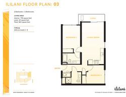 Ililani Floor Plan 03