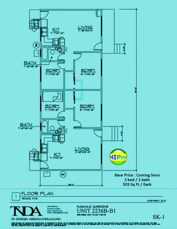 Kauhale-Gardens - units 2236B-B