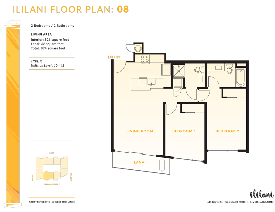 Illani Floor Plan 08