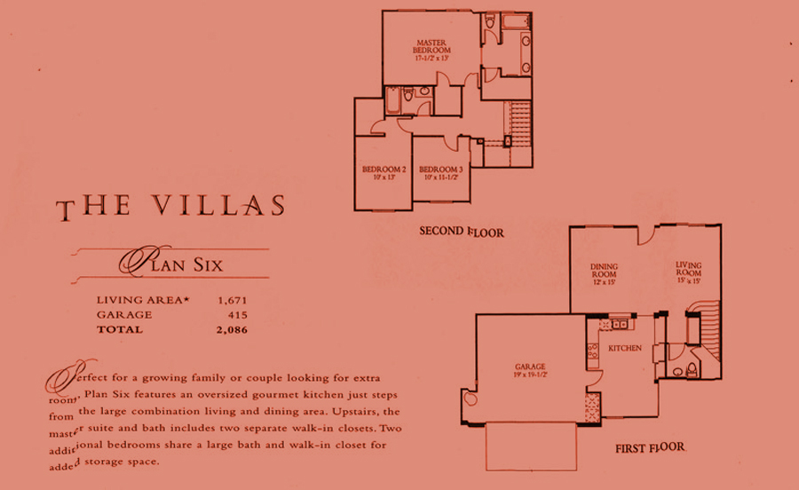 The Villas - plan 6