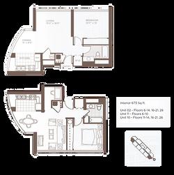 Floor Plan CO-1&2