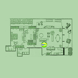 1350 Ala Moana 2 Bedroom