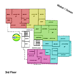 Coral Strand floors 3-9