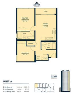 Kapiolani-Residence unit A