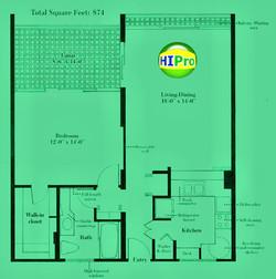 Esplanade 1 bedroom