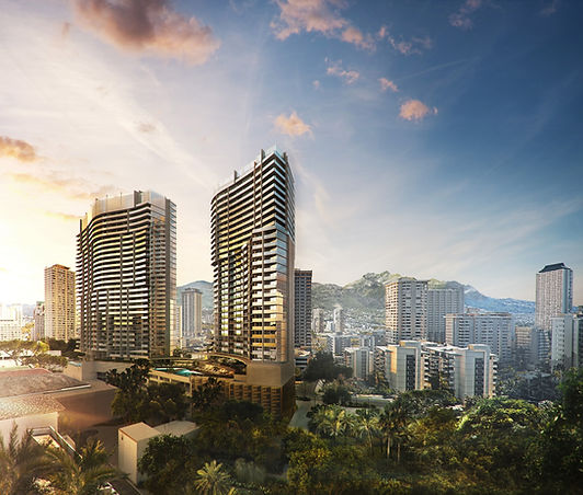 Ritz Carlton Residences Waikiki - PHASE 2 HI Pro Realty LLC - (808) 941-8866 - Honolulu Condo's - For Sale - Honolulu Penthouses.