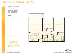 Ililani Floor Plan 08