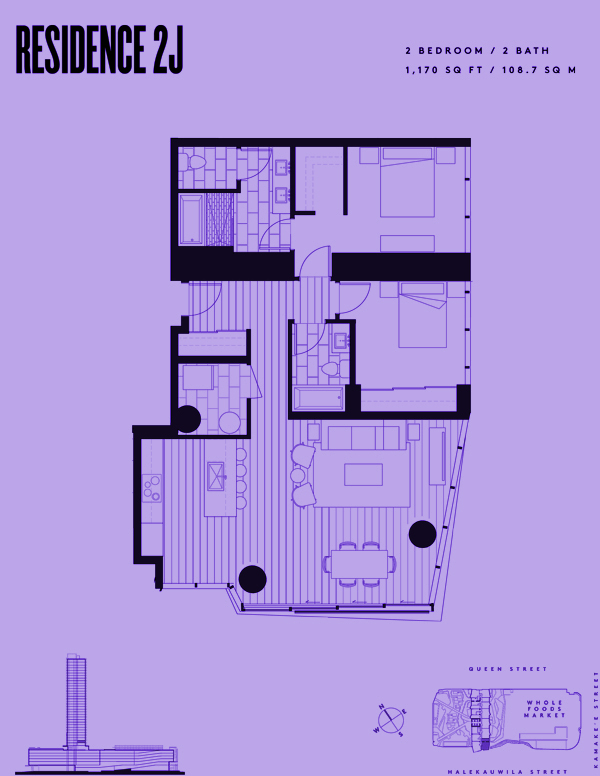 Aeʻo Residence 2J