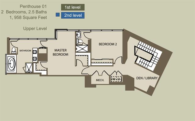 Penthouse 1 Lev.2