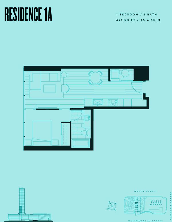Aeʻo Residence 1A