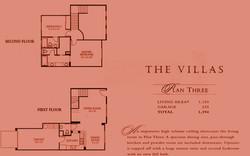 The Villas - plan 3