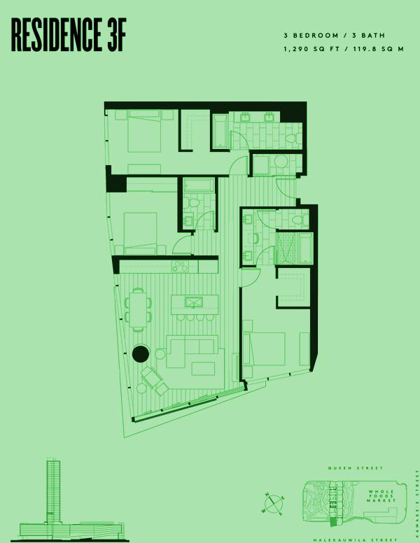 Aeʻo Residence 3F