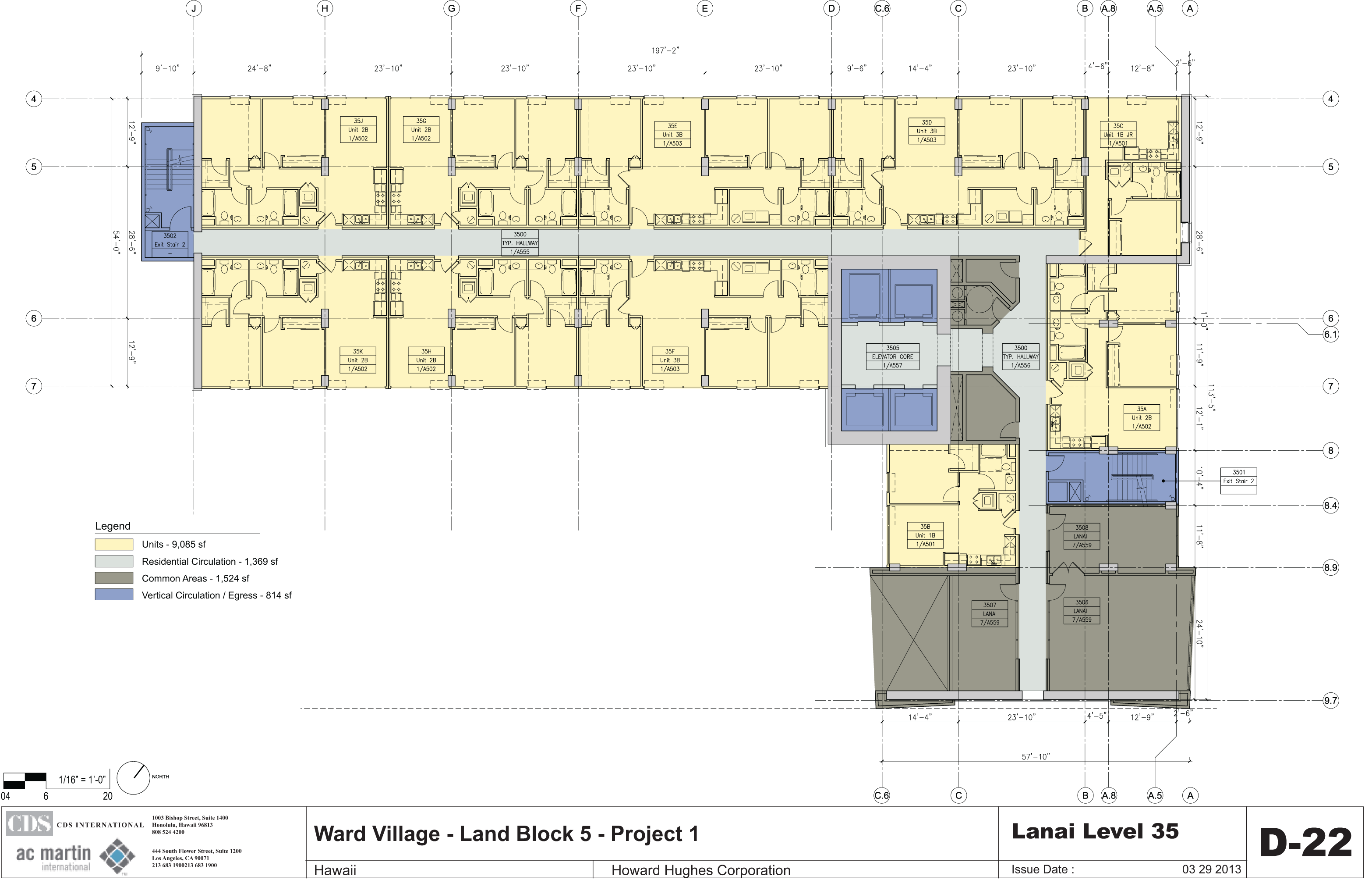 404-Ward Floor 35