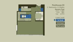 Penthouse 3 lev.1