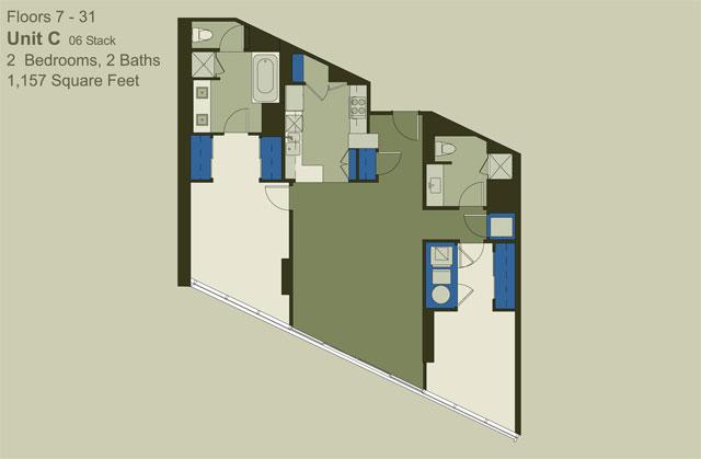Floor 7-31 Unit C (06)