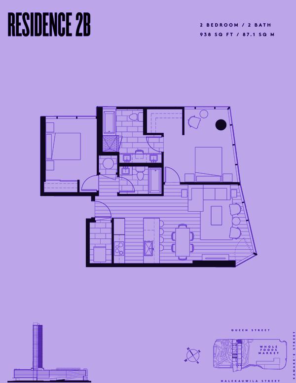 Aeʻo Residence 2B