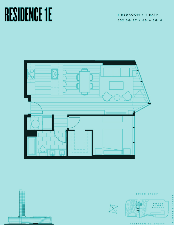 Aeʻo Residence 1E