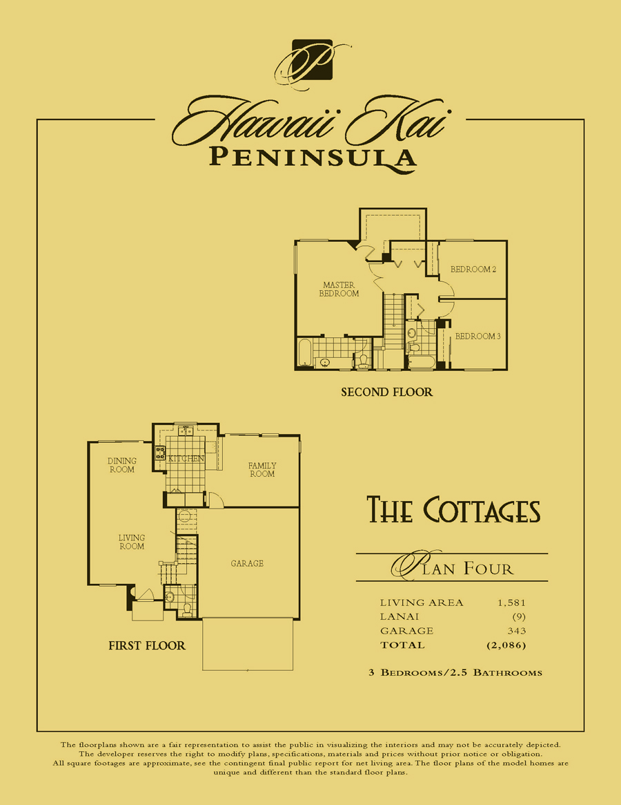 The Cottages - plan 4