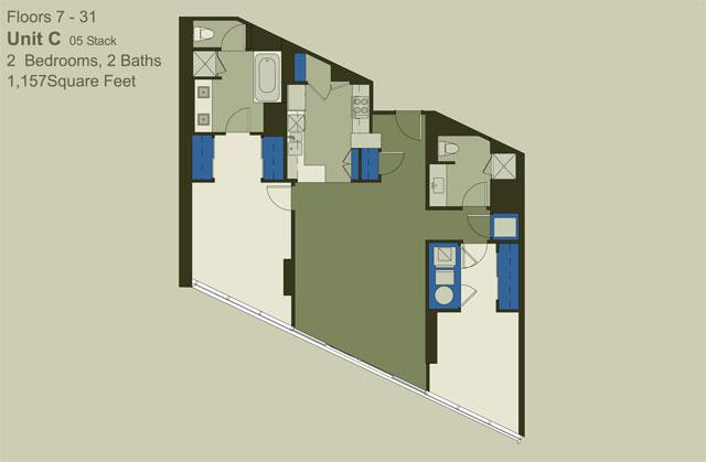 Floor 7-31 Unit C (05)