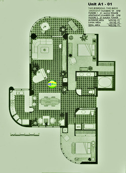 One Waterfront Tower unit A1