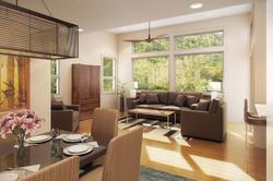 Residence 3 Livingroom