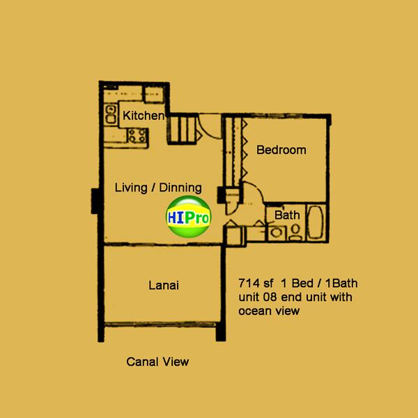 Summer Palace Floor Plan 08 unit