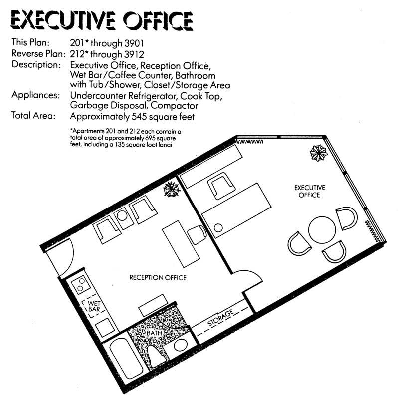 Executive Center - 201-3901
