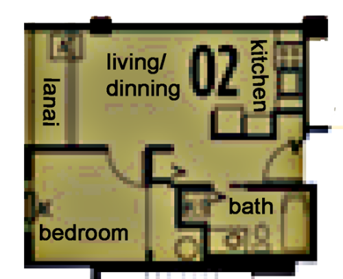 Holomua Floor plan 2