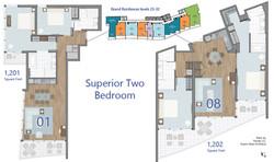 Superior - 2 Bedroom
