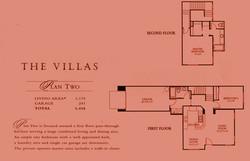 The Villas - plan 2