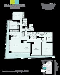 Waihonua Floor Plan - N